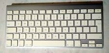 GENUINE APPLE WIRELESS/BLUETOOTH MAGIC KEYBOARD A1255 UK ENGLISH 2nd GENERATION