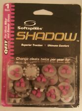 NEW! - Softspikes Shadow Q-Fit Thread golf spikes - 20 per package