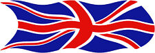 UK Flag Serving Hatch Stickers Burger Van Stickers Fast Food Decals Stickers