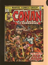 Conan the Barbarian 24 FN 6.0 * 1 Book * 1st Full Red Sonja! Barry Windsor-Smith