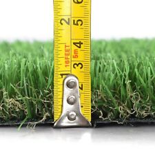 10x6.6ft Artificial Turf Synthetic Grass High Density Large Mat Lawn 30.6Lbs