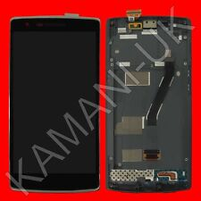 Sostituzione ONEPLUS ONE 1 + A0001 Completo LCD Touch Screen Digitizer with frame