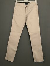 STONE FITTED TROUSERS EUR38 ZARA WINTER TOWIE FOOTBALL SPORT GYM SUMMER SMART