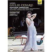 Handel: Giulio Cesare [2012] - Natalie Dessay (2 DISC - DVD)