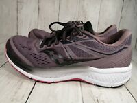 Saucony Womens Omni 19 S10570-20 Dusk Berry Running Shoes Lace Up Size 8.5