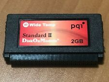 PQI 2GB IDE 40-Pin DOM SSD WT Wide Temp Disk On Module DQ0020G46TP0 (WP)
