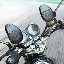 Waterproof Bluetooth Motorcycle Stereo LED Speakers Audio System USB SD FM Radio