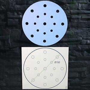 Festool GRANAT Abrasives Sandpaper, D150 150mm, P240 P320 P360 - CLEARANCE SALE