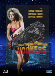 Quigley, linnea-hollywood chainsaw hookers (limitiertes mediabook-blu-ray new