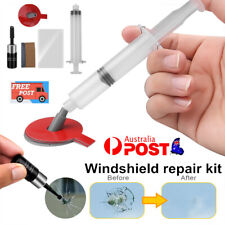 New Auto Car Glass Windscreen Windshield For Chip Crack Bullseye DIY Repair Kit