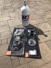 Nitrous Express 20110-10 GM ONE PIECE MAF SYSTEM CORVETTES, TRUCKS, ANY GM ONEPI