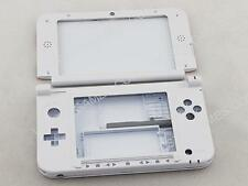 NEW NINTENDO 3DS XL FULL REPLACEMENT CASE HOUSING SHELL WHITE UK SELLER 3DS XL