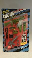 "12"" GI JOE GREEN BERET WEAPONS ARSENAL SET"