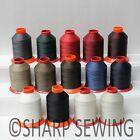 #69 NYLON SEWING THREAD SMALL CONE BONDED TEX70 LEATHER CANVAS UPHOLSTERY