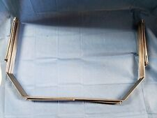 Folding Hospital Bed Cradle Stainless Steel