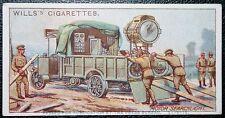 Austin Motor Search Light    World War 1    Original Vintage 1916 Card  VGC
