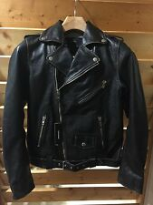 diesel men leather jacket