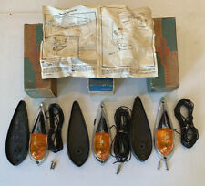 NOS 1963-1987 Chevy Truck Clearance Roof Cab Marker Lamp Set of 3 985977 Yankee