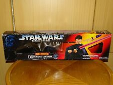 Kenner Star Wars Electronic Darth Vader Lightsaber lose mit Box