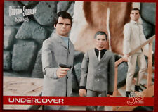 CAPTAIN SCARLET 50 YEARS - Card #11 - UNDERCOVER - Unstoppable Cards 2017