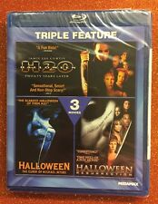 Halloween Triple Feature - Curse of Michael Myers / H20 / Resurrection (Blu-ray)