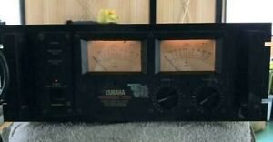 YAMAHA PC2002M POWER AMPLIFIER Tested