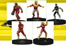 Heroclix Marvel X-Men Xavier's School #027, 014, 012, 011, 009 Generation X plus