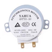 CW/CCW 4W 5/6RPM AC220-240V IMC horno microondas giradiscos motor síncrono