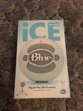 Blue Microphones Snowball Ice Condenser Cable Professional Microphone