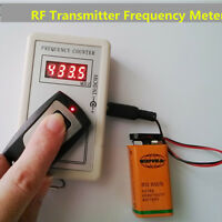 Frequency detector Tester Counter For Car auto Key Remote Control Checker Fix RF