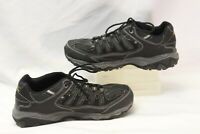 Skechers Mens Memory Fit 50125 BBK Black Size 12.0 Low Top Lace Up Running Sneak