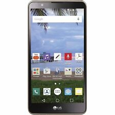 LG STLGL82VCPWP Stylo 2 4G with 16GB Memory Prepaid Cell Phone Straight Talk