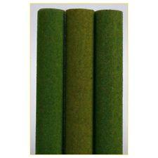 Tappeto erboso verde campo fiorito 100 x 075 cm ( Er Decor - ER.1551 )
