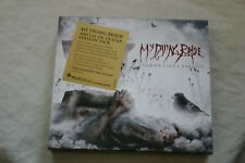 """MY DYING BRIDE-"""" FOR LIES I SIRE"""" CD 1ST PRESS 2009 SPECIAL LIMITED EDITION DIGI"""