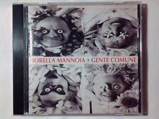 FIORELLA MANNOIA Gente comune cd ENRICO RUGGERI FRANCESCO DE GREGORI TOM WAITS