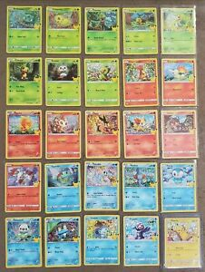MASTER SET COMPLETE! McDonald's Pokemon Pikachu 25th Anniversary: All 50 Cards!!