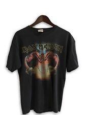 90s vtg Iron Maiden 1992 Fear of The Dark Tour T-Shirt