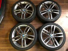 BMW Styling M461 Ferricgrey 1er F20 F21 2er 18 Zoll Sommerräder RDC RSC