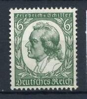 Deutschland 1934 Mi. 554 Postfrisch 100% Friedrich Schiller 6