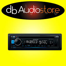 Kenwood KDC-100UB Autoradio Radio Sintolettore USB CD Aux in Mp3 WMA WAV FLAC