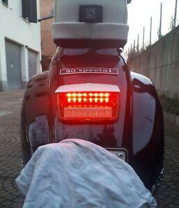 Fanale Posteriore LED vespa special 6V