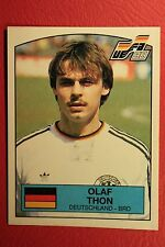 Panini EURO 88 N. 66 DEUTSCHLAND THON WITH BACK VERY GOOD/MINT CONDITION