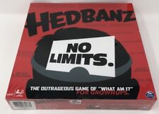 "Hedbanz No Limits Family Game, The Outrageous Game Of ""What Am I"" For Grownups"