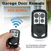 Garage Door Remote Control For Chamberlain Liftmaster Motorlift 94335E 8433XE