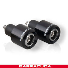 Barracuda - Bar Ends - Black - Universal Fit - Yamaha MT-10