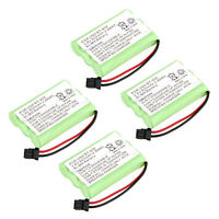1~10pcs 3.6V 800mAh NI-MH Phone Battery for Uniden BT909 BT1001 BT1004 Green