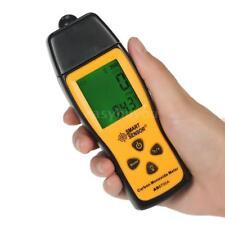 SMART SENSOR Handheld Carbon Monoxide Meter LCD Sound Light Alarm 0-1000ppm Z7D1