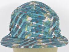 Green Owl Bird Design Truth Tobacco Campaign 5 Panel Hat Cap Adjustable Snapback