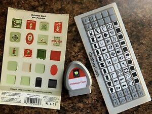 Cricut Cartridge - Christmas Cards