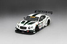TSM154318 TSM-Model 1/43:Bentley GT3 #08 2014 Sonoma GP 3rd Pl. Butch Leitzinger